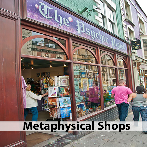Metaphysical Shops