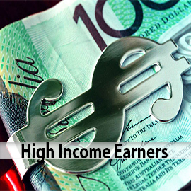 High Income Earners